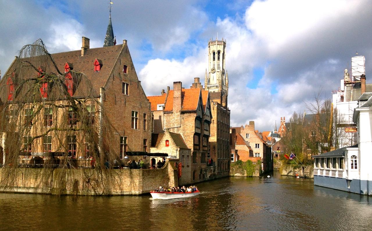 In. f*cking. Bruges.