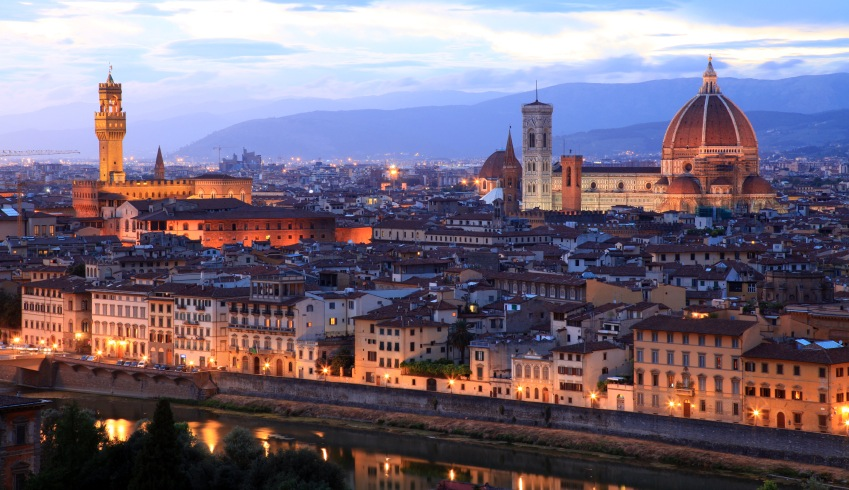 How I found my muse in Florence