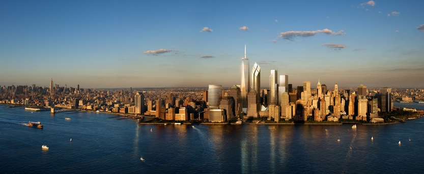 WTC, Silverstein Properties, New York