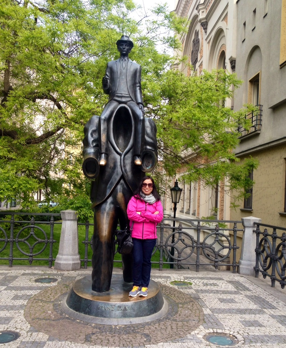 Chasing Kafka in Prague