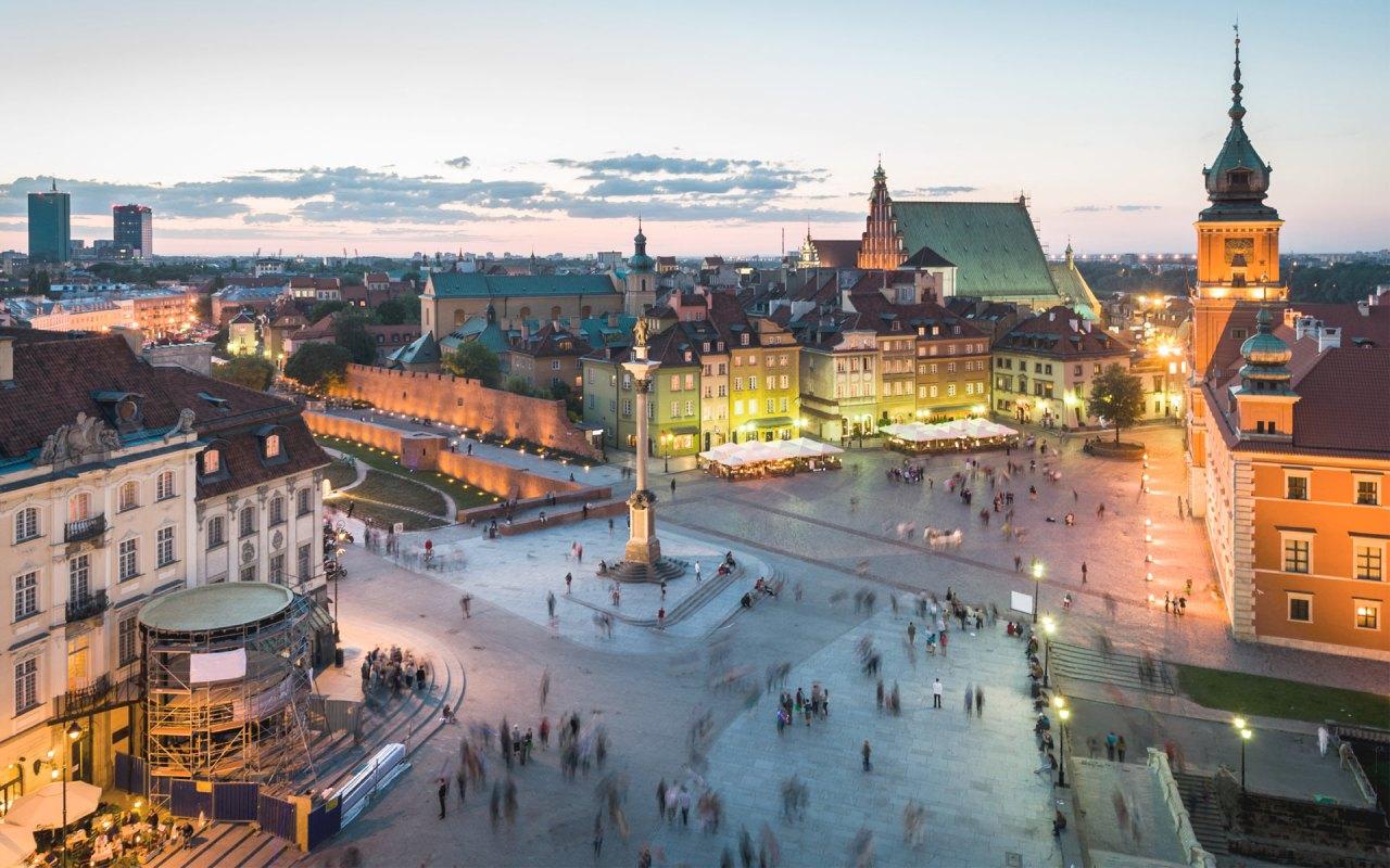 A journalist's Warsaw