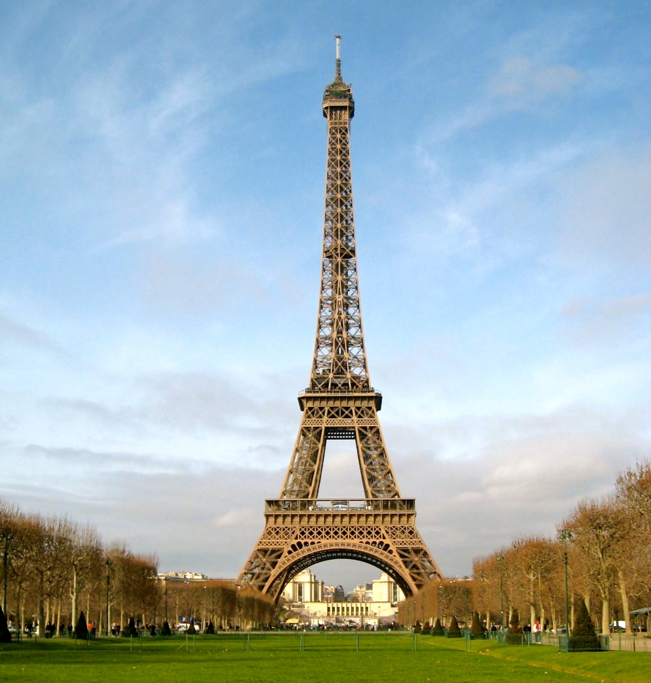 The Paris I love