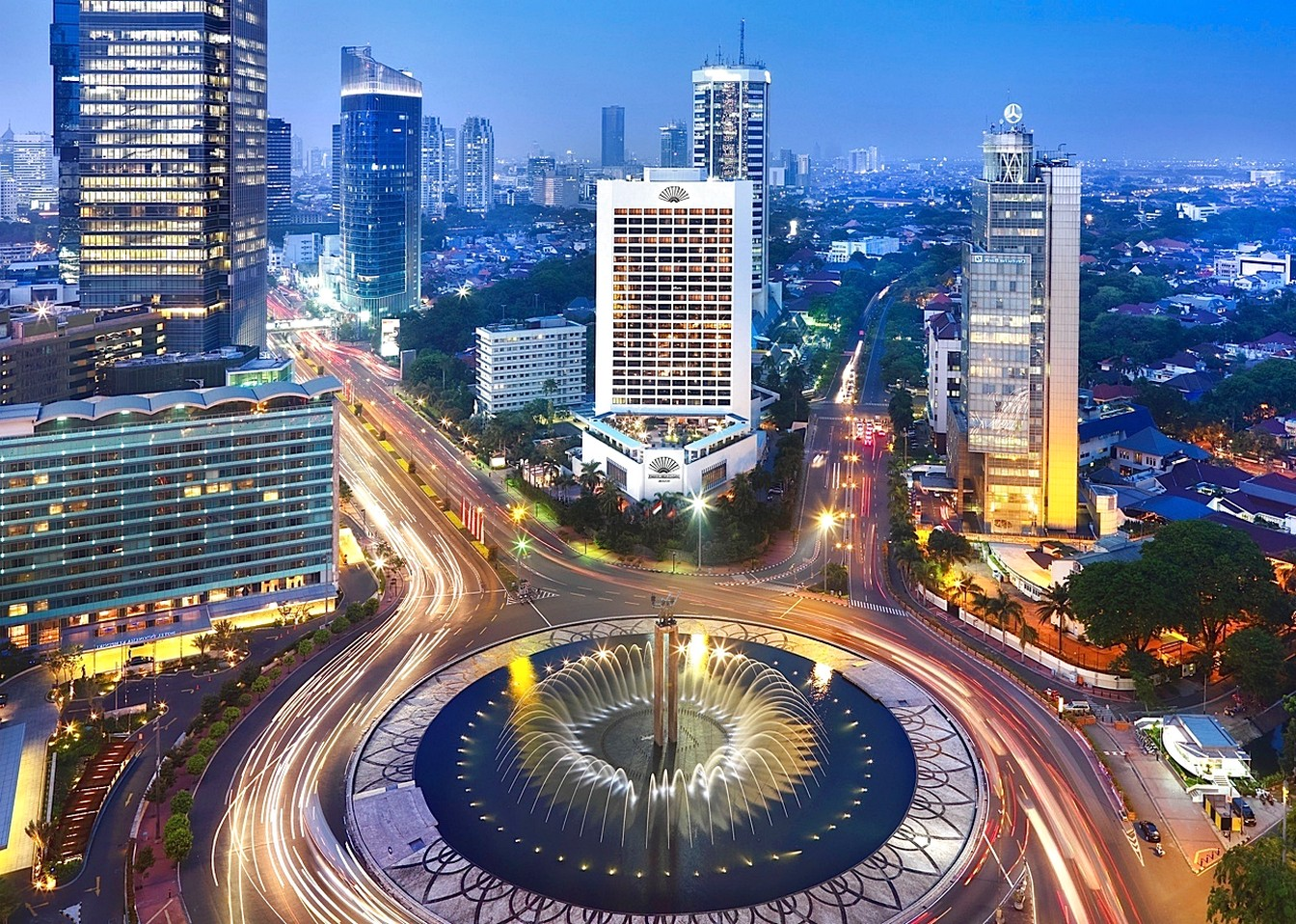 Indonesia City City of Indonesia Jakarta