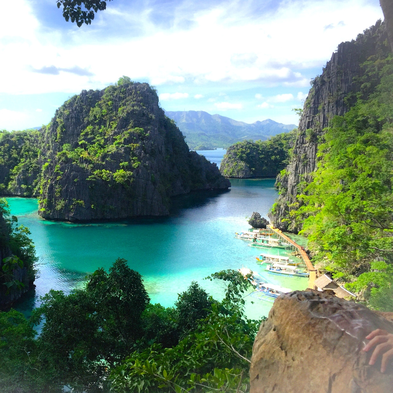 Coron: The best of Palawan's thousandtreasures
