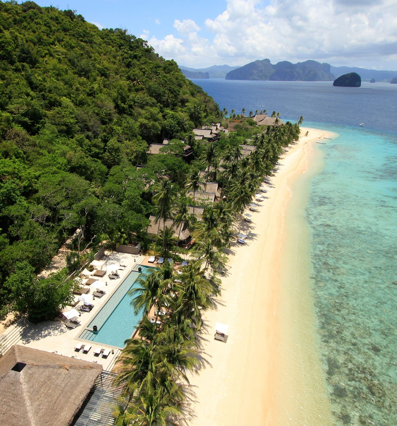 El Nido's 'Island of the Sun'